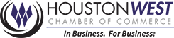 Houston West Chamber of Commerce logo