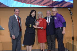 Houston West Chamber of Commerce Salute To Veterans 2018